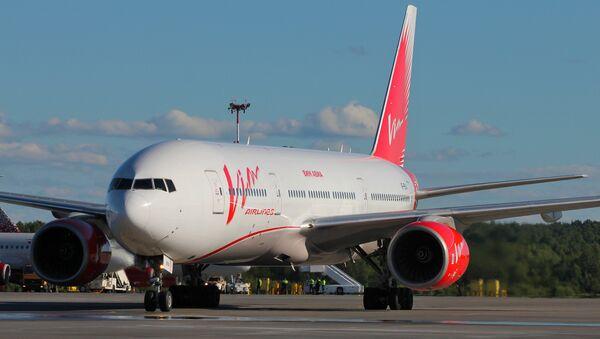 Авиакомпания ВИМ-Авиа. Архивное фото