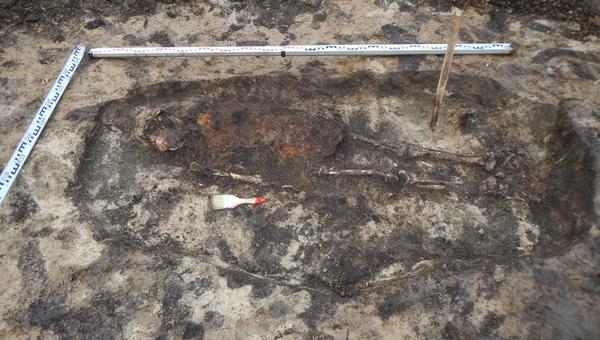 Белгородские археологи нашли уникальный могильник скифов