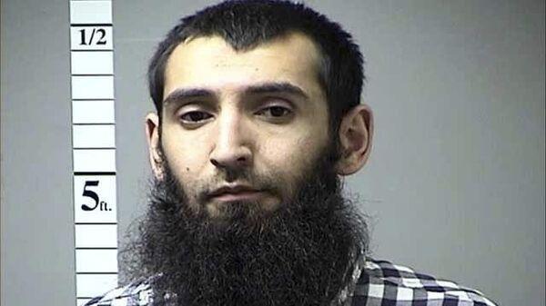 Подозреваемый в совершении теракта в Нью-Йорке Сейфулло Саипов
