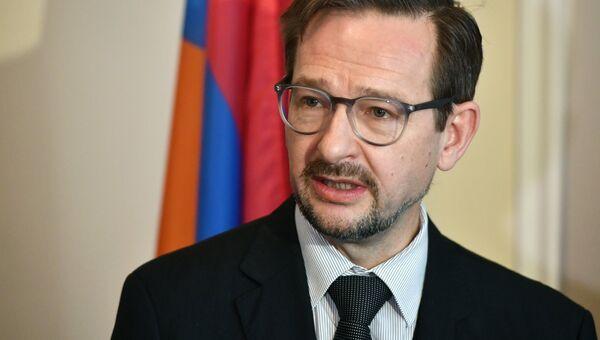 Генеральный секретарь ОБСЕ Томас Гремингер. Архивное фото