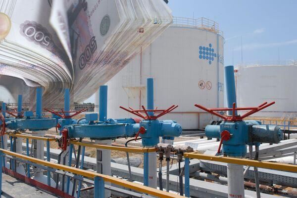 Нефтеперекачивающая станция, деньги