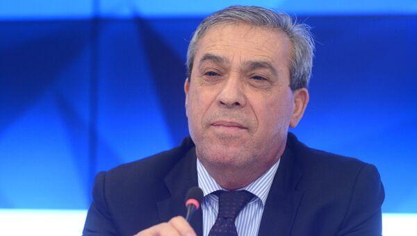 Посол Палестины в РФ Абдельхафиз Нофаль. Архивное фото