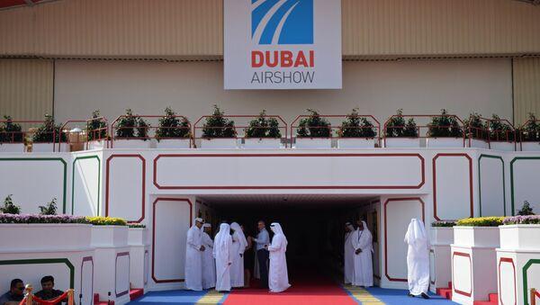 Выставка Dubai Airshow 2017