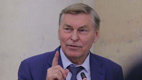 Ректор Российского университета дружбы народов Владимир Филиппов. Архивное фото