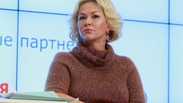 Заместитель министра здравоохранения Татьяна Яковлева. Архивное фото