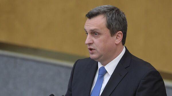 Глава Национального совета Словакии Андрей Данко
