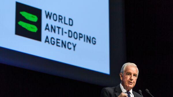 Глава Всемирного антидопингового агентства (WADA) Крейг Риди