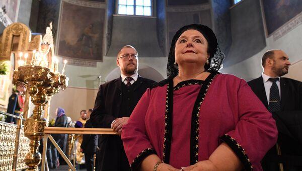 Глава Российского императорского дома Великая княгиня Мария Владимировна Романова. Архивное фото