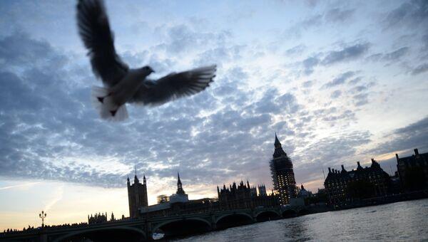 Вестминстерское аббатство в Лондоне. Архивное фото