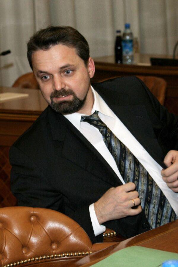 Первый заместитель председателя Центробанка РФ Андрей Козлов