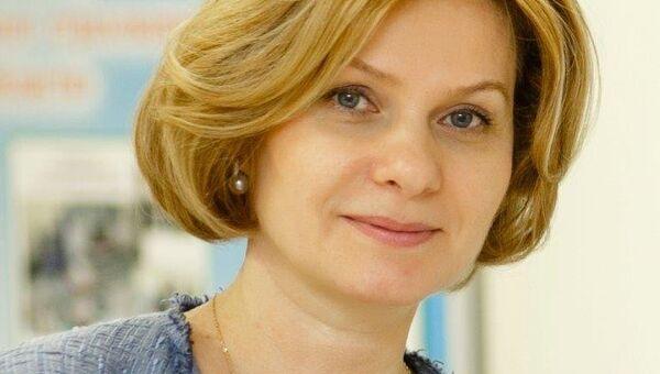 Начальник Управления организации ОМС Федерального фонда обязательного медицинского страхования Светлана Кравчук. Архивное фото