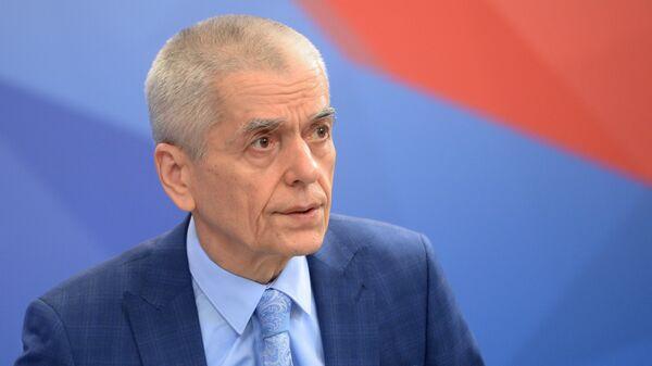 Первый заместитель председателя комитета Государственной Думы РФ по образованию и науке Геннадий Онищенко. Архивное фото