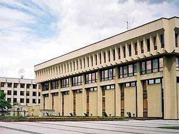 Здание Сейма Литвы