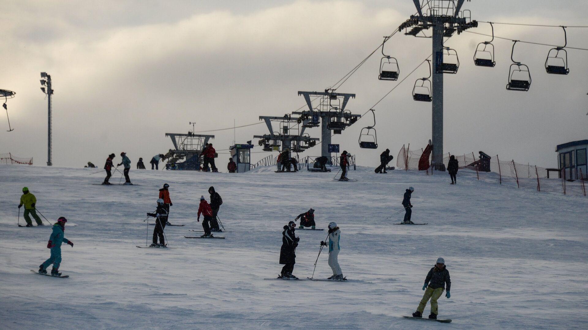 Налоговые льготы для горнолыжного бизнеса поддержали в Подмосковье