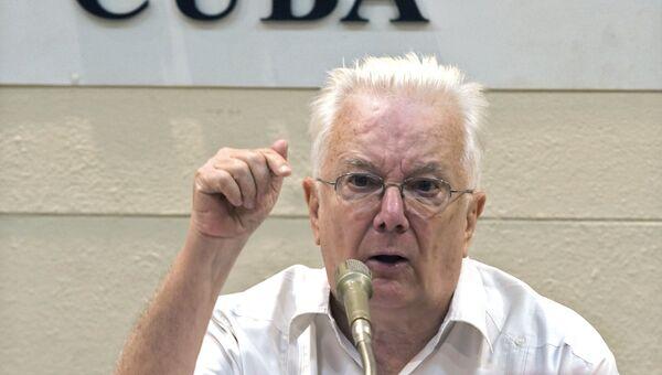 Один из ближайших сподвижников Фиделя Кастро, Армандо Харт Давалос. Архивное фото