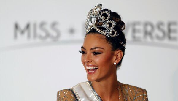 Мисс Вселенная-2017 Деми-Ли Нель-Питерс