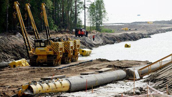 При строительстве Северного потока-2 вкладывают много средств в экологию