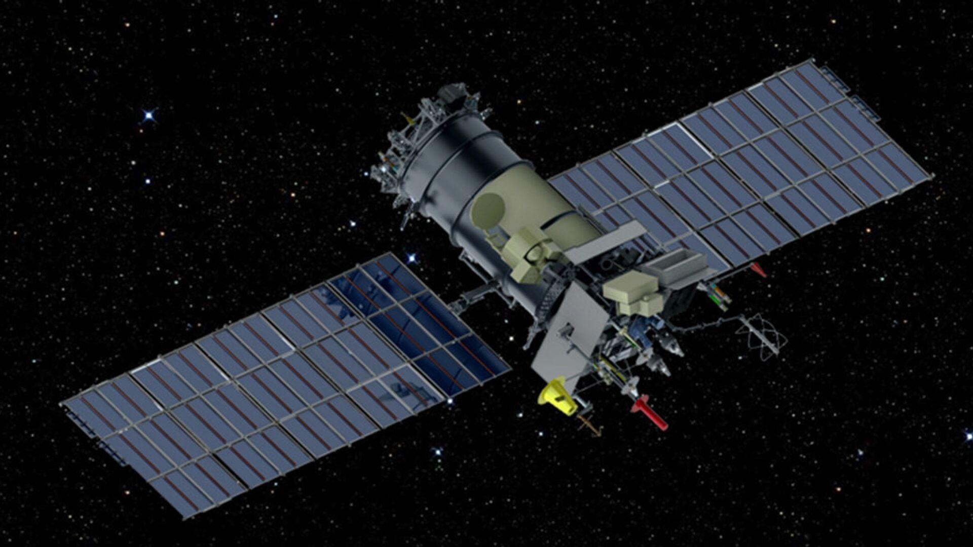"""В """"Роскосмосе"""" подтвердили восстановление работы метеоспутника """"Метеор-М"""""""