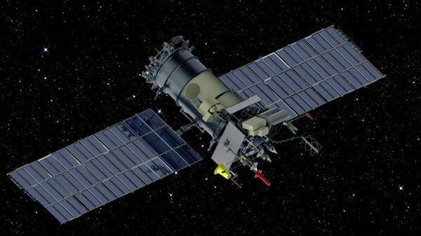 Космический аппарат Метеор-М. Архивное фото