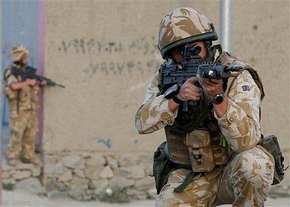 ISAF в Афганистане