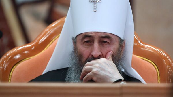 Митрополит Киевский и всея Украины Онуфрий