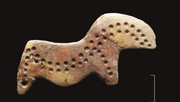 Древнейшие украшения древних людей из России, стойбище Сунгирь