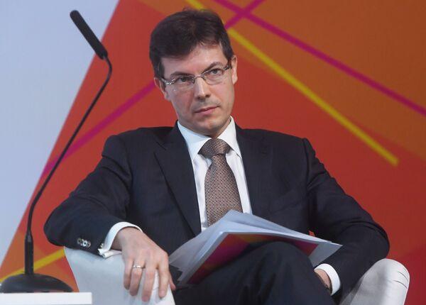 Руководитель Автономной некоммерческой организации Российская система качества Максим Протасов