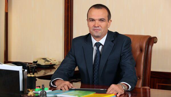 Михаил Игнатьев, глава республики Чувашия