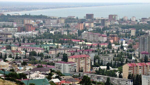 Экоконтейнеры появились у здания Минприроды Дагестана
