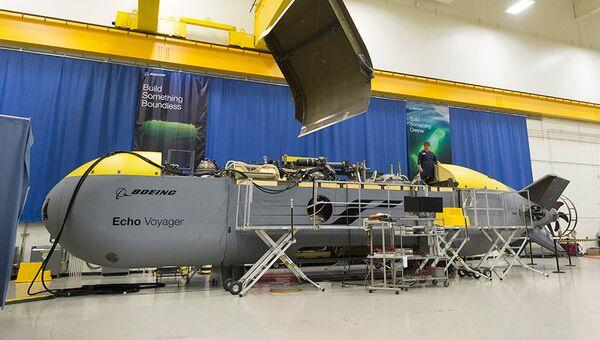 Подводный беспилотник Echo Voyager