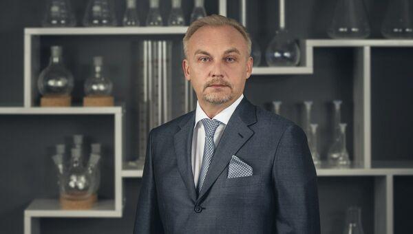 Руководитель Olainfarm Валерий Малыгин
