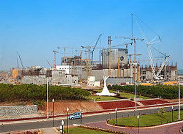 АЭС Куданкулам (Индия). Архив