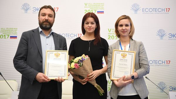 МИА Россия сегодня стало лауреатом конкурса В гармонии с природой Министерства природных ресурсов и экологии Российской Федерации