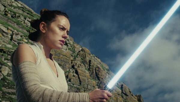 Кадр из фильма Звездные Войны: Последние джедаи