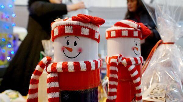 Рождественская ярмарка в Калининграде