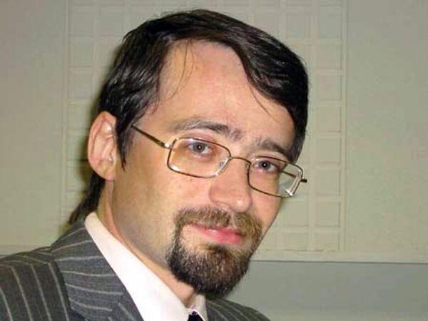 Валерий Федоров генеральный директор Всероссийского центра изучения общественного мнения. Архивное фото