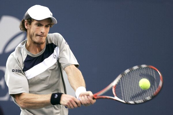 Энди Мюррей на US Open