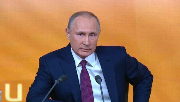 Путин раскрыл главные моменты предвыборной программы