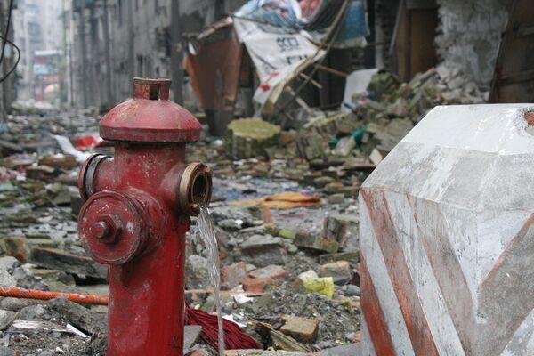 Сычуаньское землетрясение было техногенным - эксперты