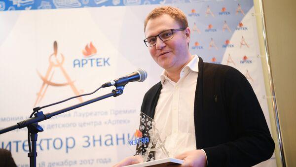 Первый заместитель главного редактора МИА Россия сегодня Олег Осипов. Архивное фото