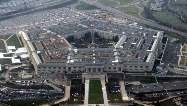 Штаб-квартира Министерства обороны США. Архив