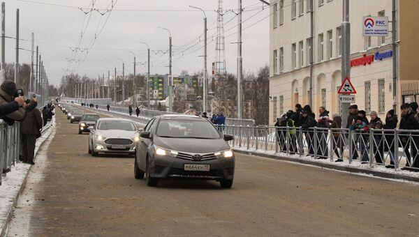 Петрозаводск. Гоголевский мост