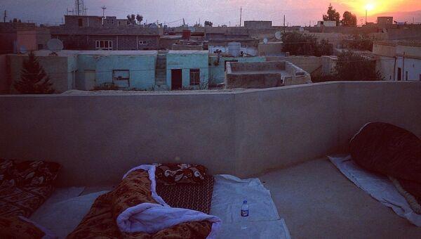 Спальное место в Ираке
