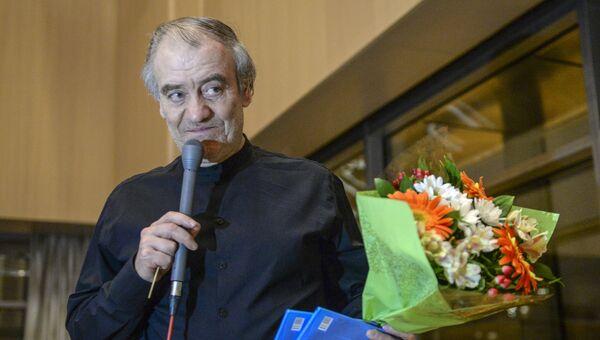 Валерий Гергиев на встрече с участниками проекта Ты супер! Танцы