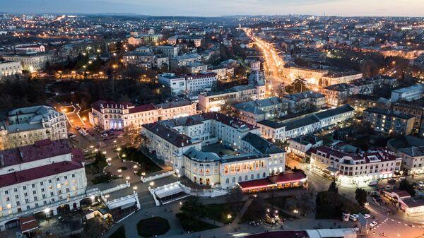 Президент прилетел лично поздравить крымчан с праздником