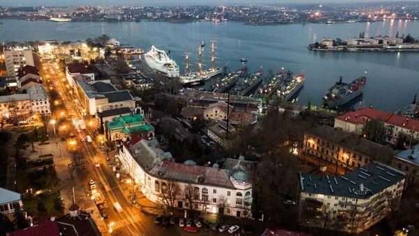 Севастополь. Крым. Архивное фото