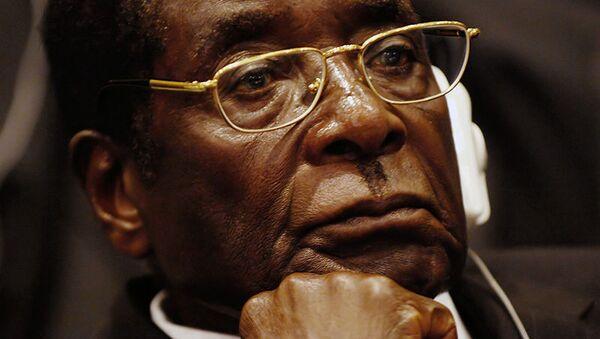 Роберт Мугабе. Архивное фото