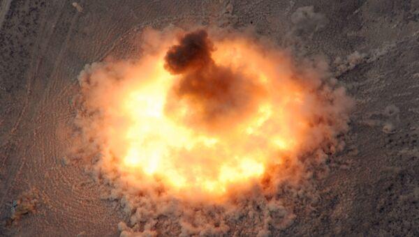 Детонация BLU-82