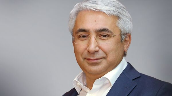 Руководитель департамента ЖКХ города Москвы Гасан Гасангаджиев