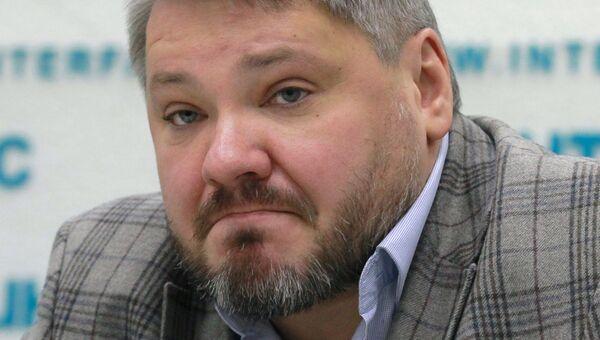 Лидер Монархической партии России Антон Баков. Архивное фото